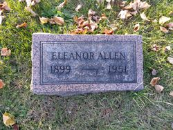 Eleanor <I>Andrysiak</I> Allen