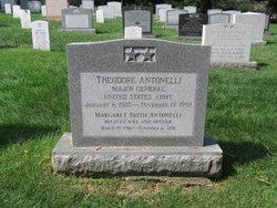 Margaret S Antonelli