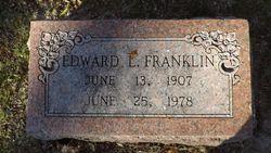 Edward Lewis Franklin