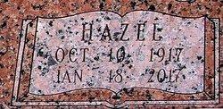 Hazel Lorea <I>Smith</I> McCombs
