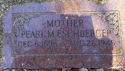 Pearl May <I>Watson</I> Eschberger