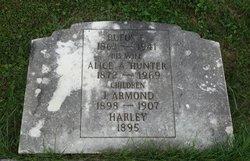 Alice A. <I>Hunter</I> Rediker