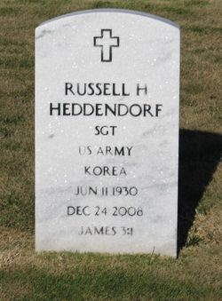 Russell Howard Heddendorf