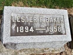 Lester <I>Fetters</I> Baker