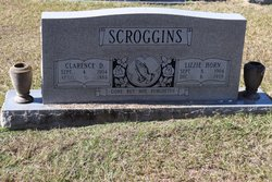 Lizzie <I>Horn</I> Scroggins