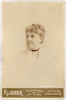 Mary Owen <I>Preston</I> Brown