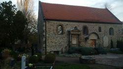 ev. Dorfkirche St. Nikolaus Halle-Böllberg