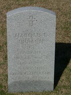 Harold Urbach
