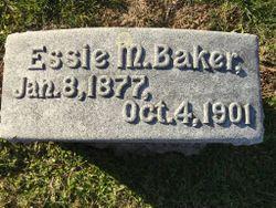 Essie M. <I>Colburn</I> Baker