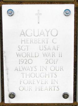 Herbert Claud Aguayo