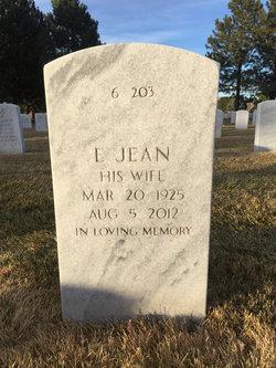 E Jean Ingram