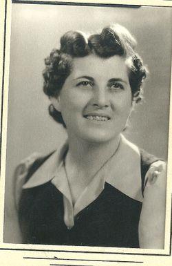 Bertha Mae <I>Meginness</I> Conway