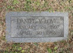 Daniel V Love