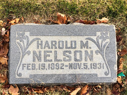 Harold M Nelson