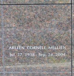 Arleen Cornell Mellien