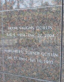 Margarette Turner Quillin