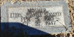 Ethel Juanita Senseney
