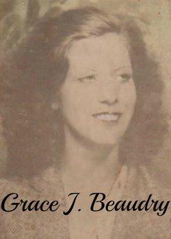 Grace Josephine <I>McElhiney</I> Beaudry
