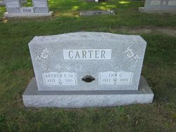 Arthur Lloyd Carter Sr.