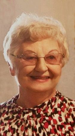 Nellie Cleo Swearingen Sparrow
