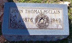 John Thomas McClain