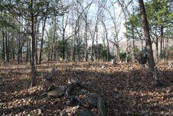 Glenn Cemetery (North of Quinton)