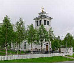 Tännäs Church Cemetery