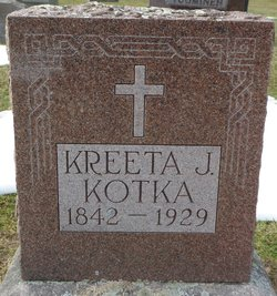 Kreeta J Kotka