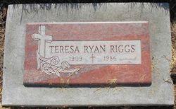 Theresa <I>Ryan</I> Riggs