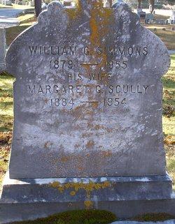 Margaret G <I>Scully</I> Simmons