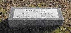 Josephine Edna <I>Smith</I> Moulton
