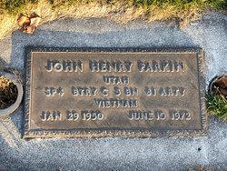 John Henry Parkin