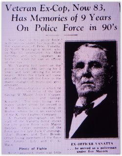 Peter R Vanatta 1852 1941 Find A Grave Memorial Police officers should be allowed to fire baton rounds and use tasers against people who defy the government's coronavirus lockdown according to police should fire baton rounds at people violating lock down according to a former officer (image: find a grave