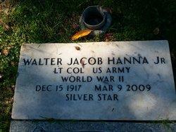 Walter Jacob Hanna Jr.