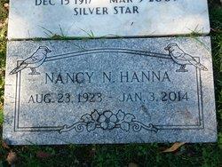 Nancy Norvell <I>Fulton</I> Hanna