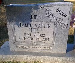 "J. M. ""Jimmie"" Hite"