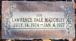 Lawrence Dale Mauchley