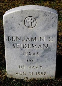 Benjamin C Seideman
