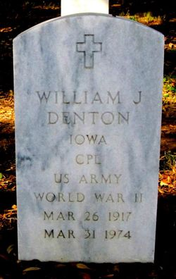 William J Denton