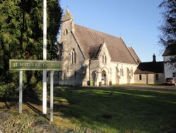 St. Mary's Roman Catholic Churchyard