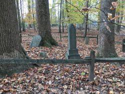 Allen Conner Family Cemetery