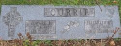"Edward J ""Irish Ed"" Currie"