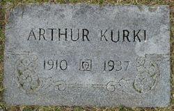 Arthur Erick Kurki