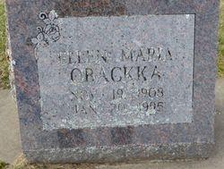 Ellen Maria Obackka