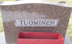 Hilda A Tuominen