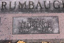 Luella Florence <I>Cobb</I> Rumbaugh