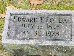 Edward T Fonda