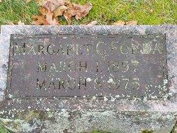 Margaret G <I>Waddell</I> Fonda