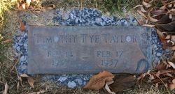 "Timothy Tye ""Young"" Taylor"