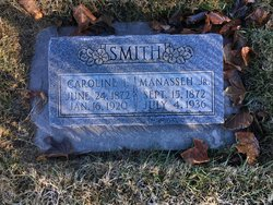 Manasseh Smith, Jr